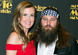 Willie and Corey Robertson Duck Dynasty