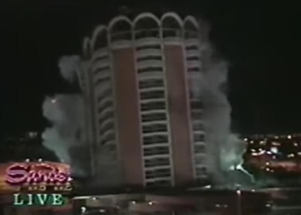 top 10 las vegas casino implosions