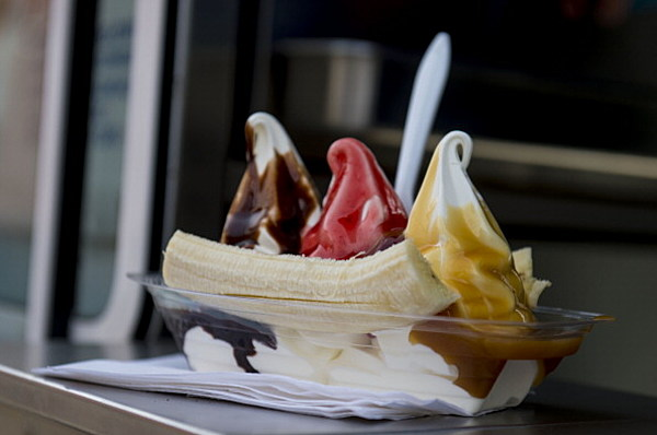 Today Is National Banana Split Day