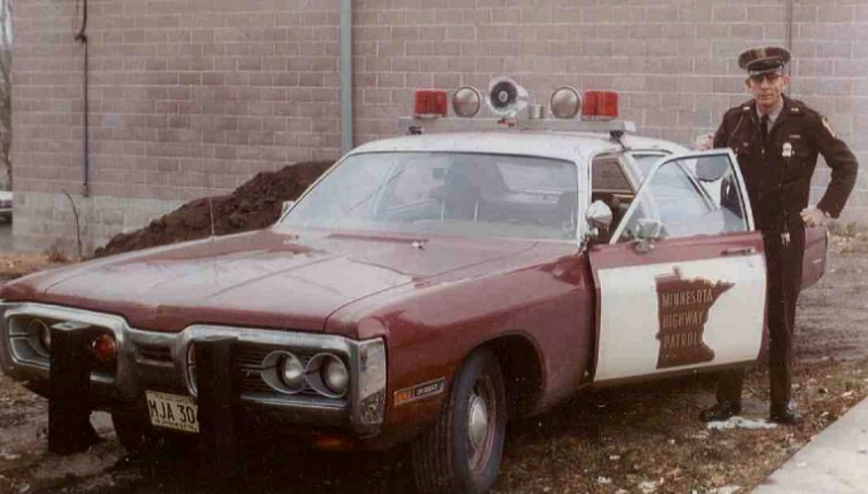 MN State Patrol Cars Through The Years