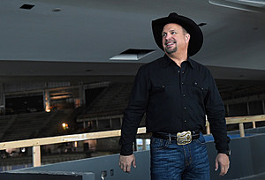 Garth Brooks Discusses Plans For Shows At The Las Vegas Arena