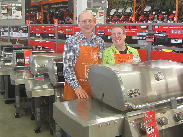 photo: Steve Richards ~ TSM Rochester, MN -- The knowledgeable staff at The Home Depot Rochester