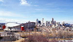 Calgary - Saddledome