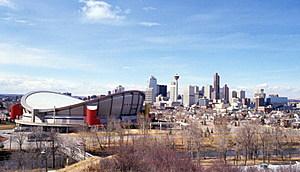 Calgary - Saddledome