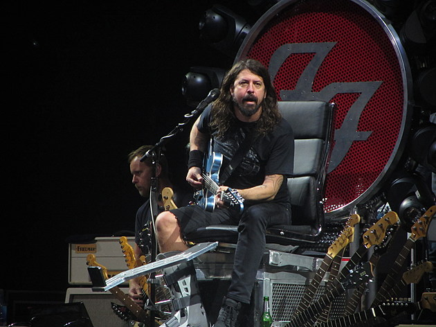 Dave Grohl - Foo Fighters (and Nirvana) - Xcel - Aug 2015