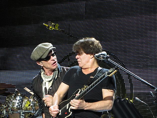 David Lee Roth & Eddie Van Halen - Xcel - May 19th 2012
