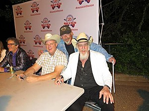 photo: Steve Richards ~ Quick Country Weekends ~ TSM Rochester, MN -- Post Show M & G