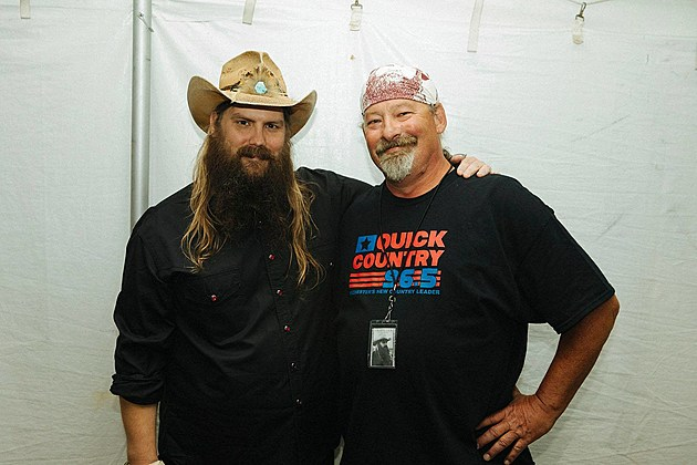 photo: Country On The River WI - Chris Stapleton Team