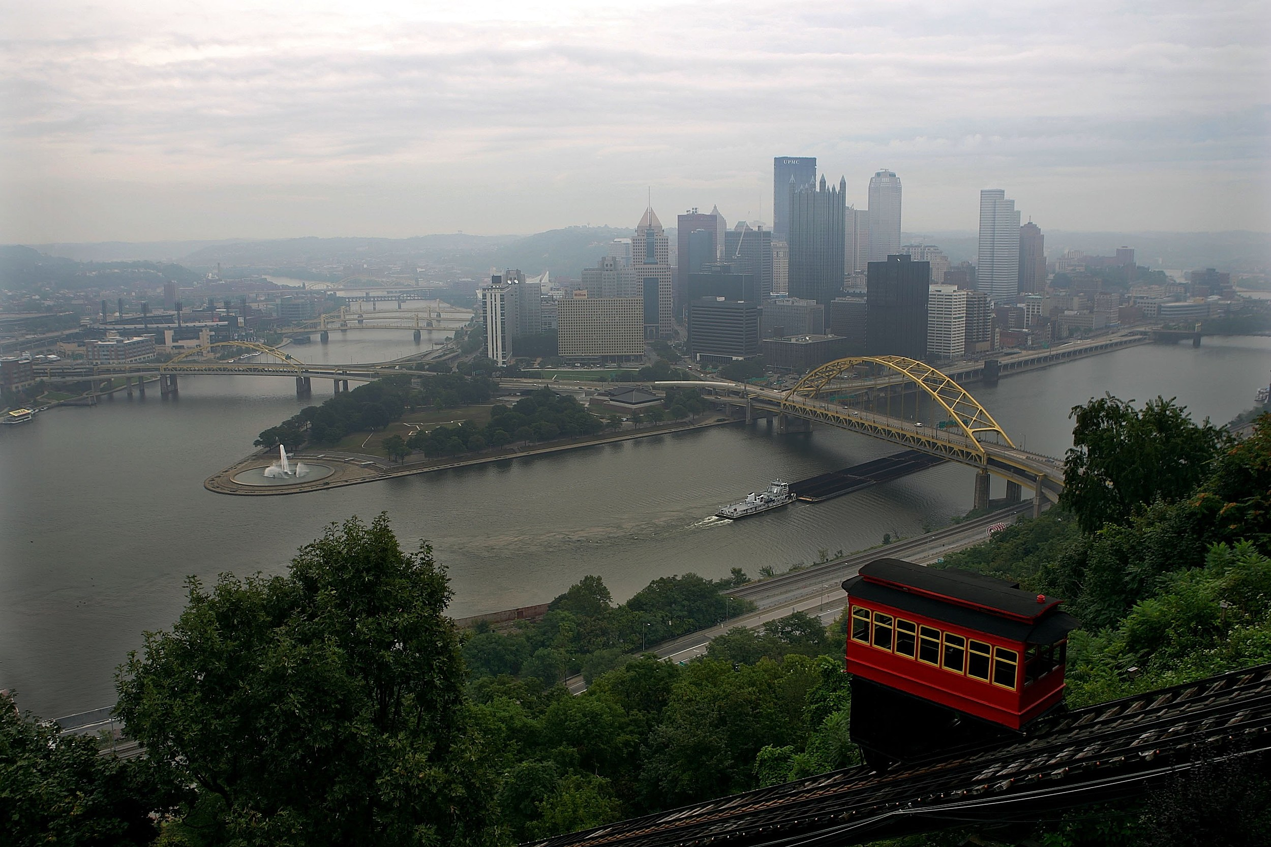 Pittsburgh: The Duquesne Incline