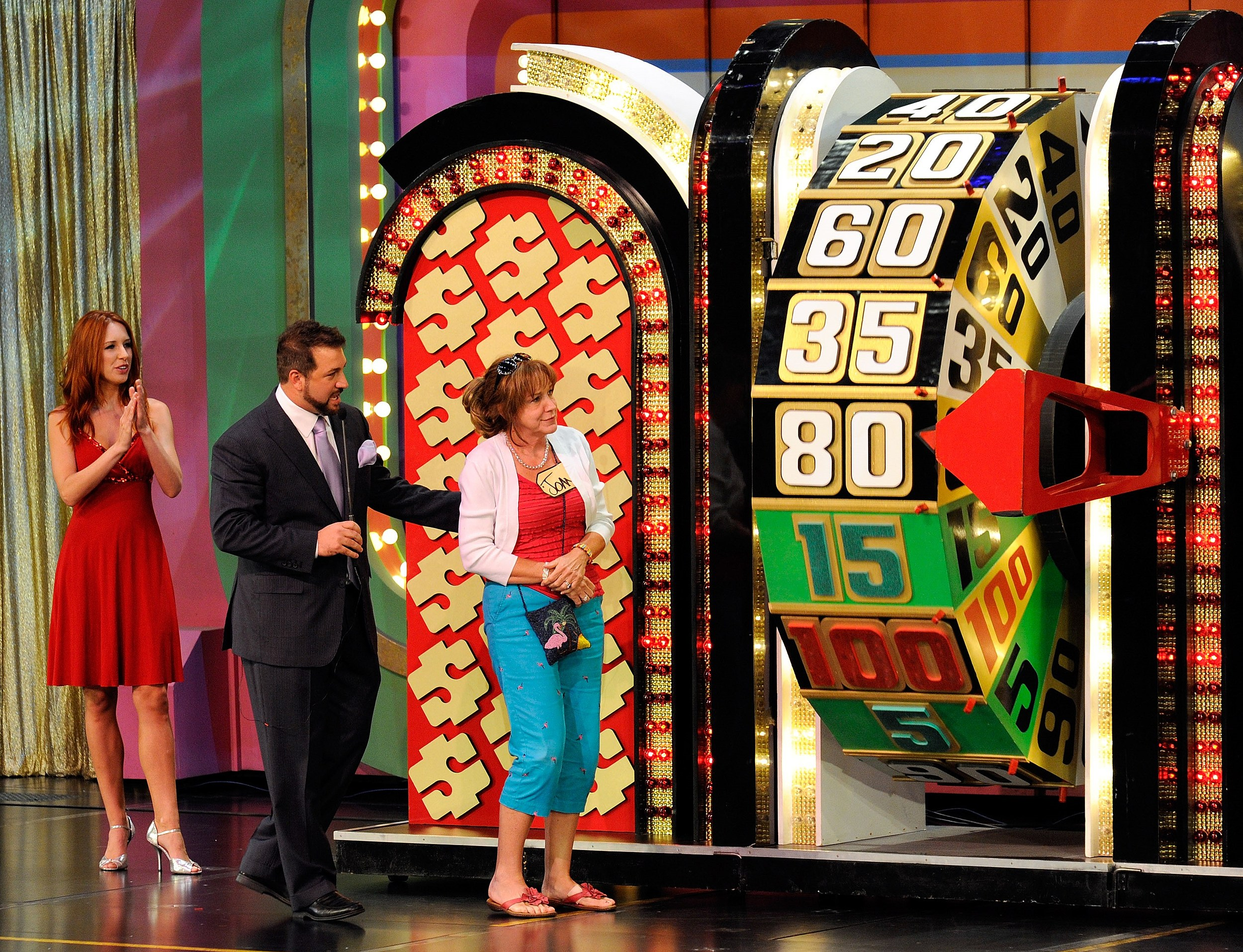 """Joey Fatone Hosts """"The Price Is Right - Live"""" Show At Bally's Las Vegas"""