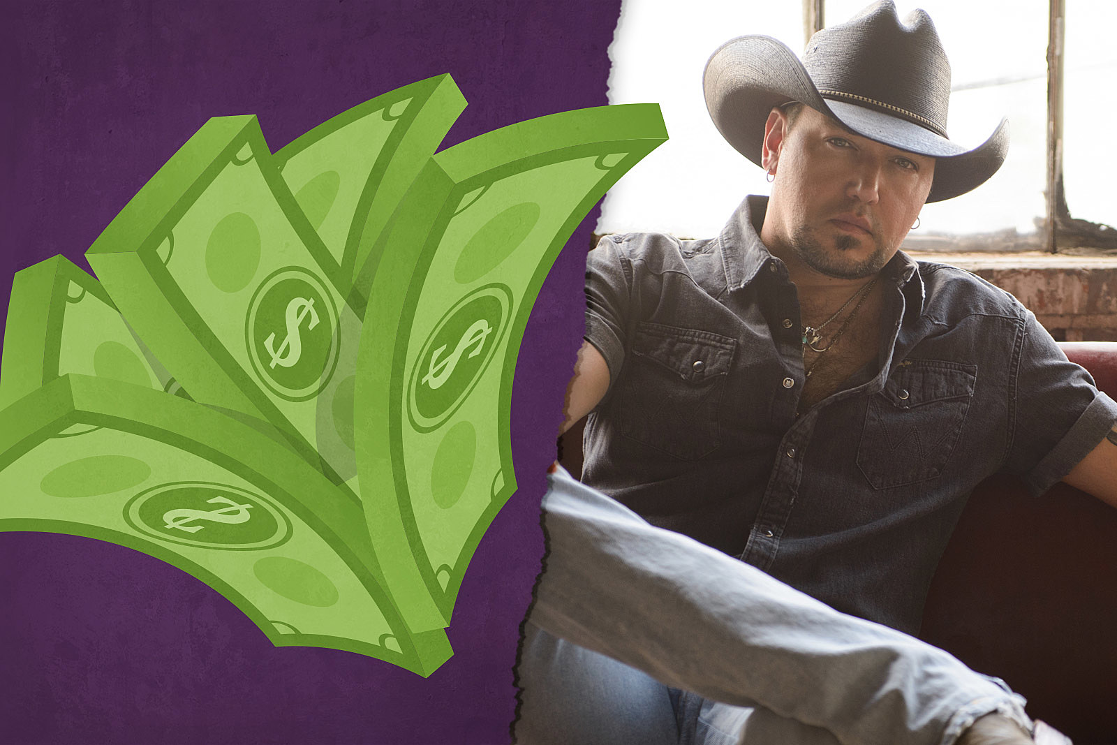 Enter The Pins For Your Chance To Meet Jason Aldean Or Win 5k
